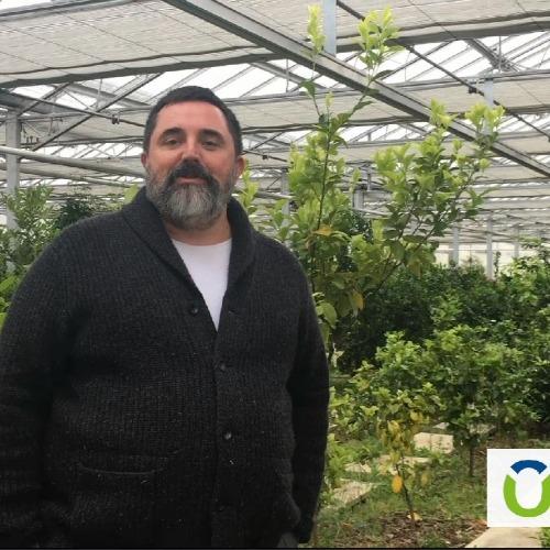 Cultiver des agrumes en Suisse, c'est possible. Rencontre avec Niels Rodin
